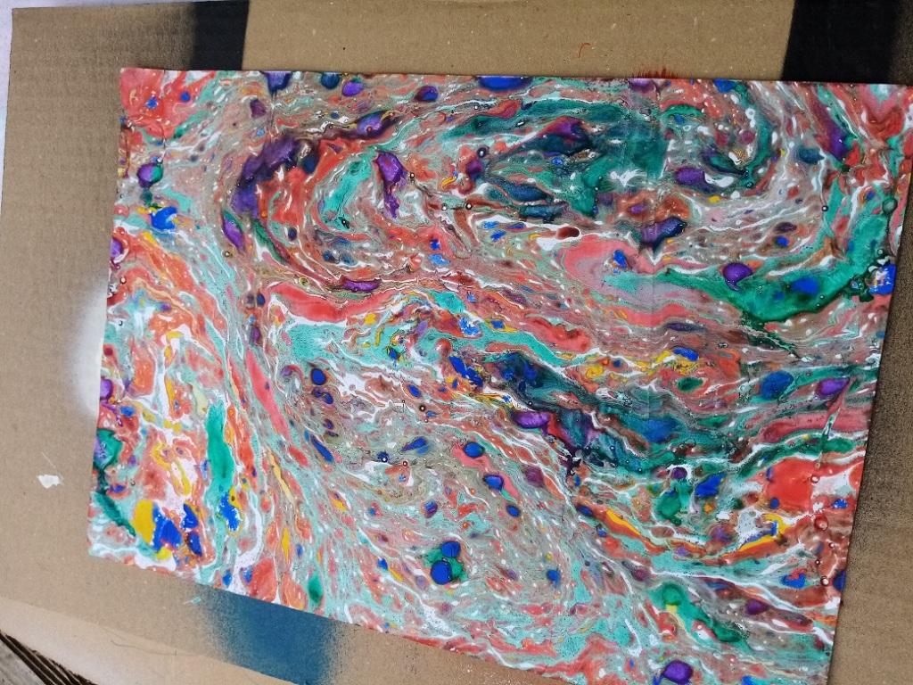 Symphonie de couleurs